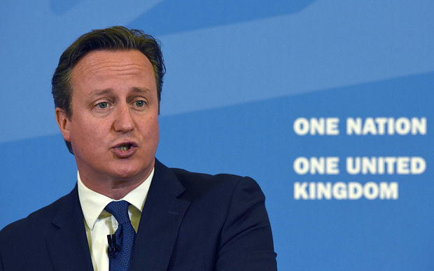 david cameron tackling islamist extremism
