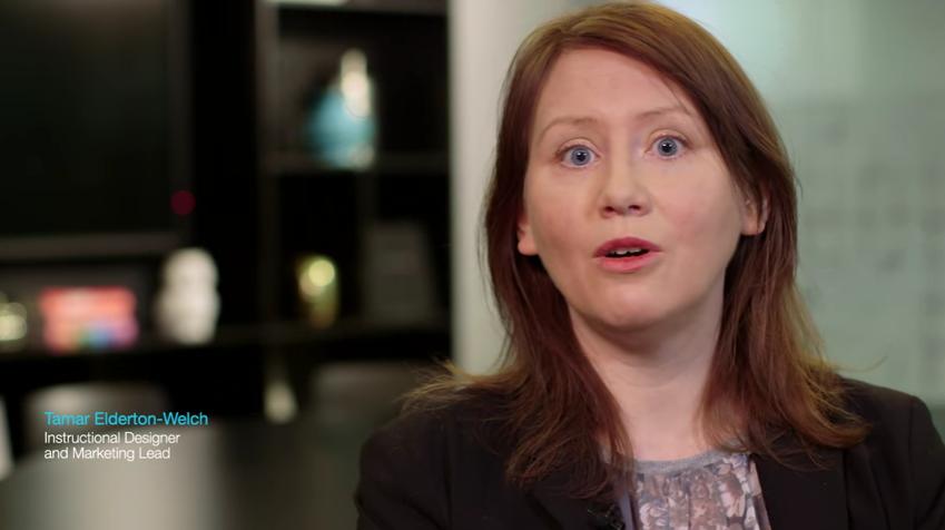 Tamar Elderton Welch Diversity Equality Consultant