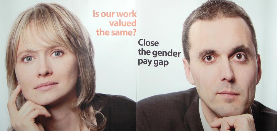 psed gender pay gap