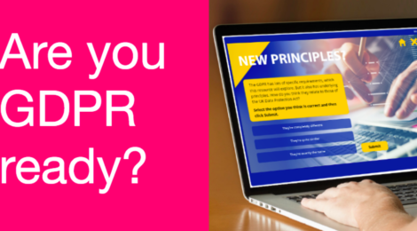 GDPR Training Course - Are you GDPR ready?