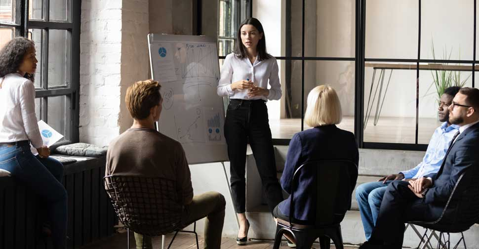 Brushing Up on Management Skills