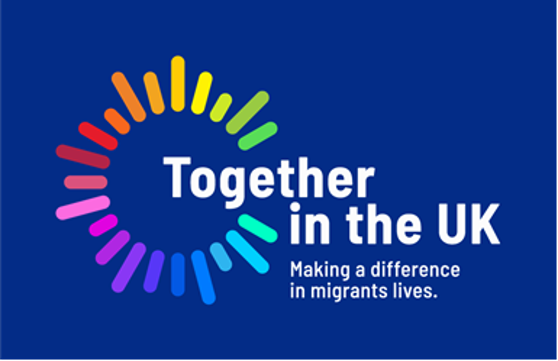 Together In The UK Logo