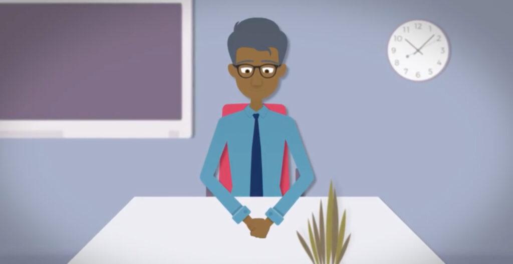 A unique video-based course